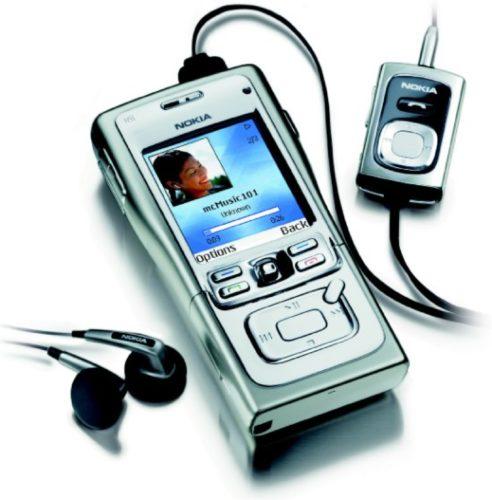 Nokia N91 01