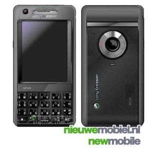 Verwarring over de Sony Ericsson Elena