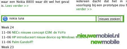 NieuweMobiel neemt vernieuwde website in gebruik!