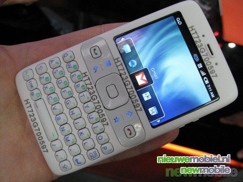 MWC 2008: Exclusieve Android preview