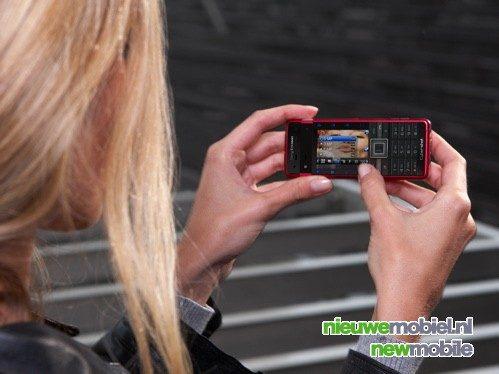 Ook twee Cybershot telefoons van Sony Ericsson aangekondigd