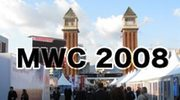 MWC 2008: Ook twee Cybershot telefoons van Sony Ericsson aangekondigd