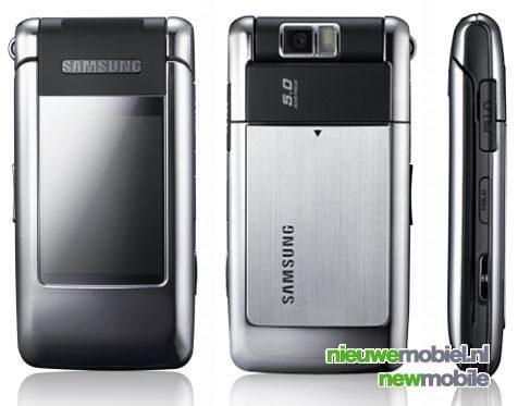 Samsung komt tijdens CeBIT ook met een clamshell Soul