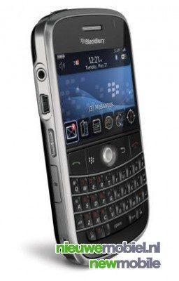 BlackBerry brengt gloednieuw toestel