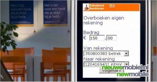 Mobiel betalen gaat in 2008 doorbreken