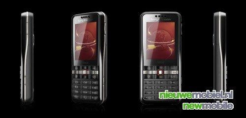 Sony Ericsson G502 verkrijgbaar