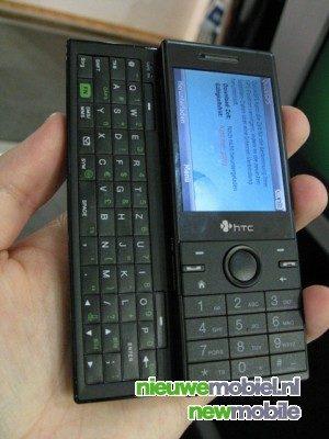 IFA 2008: Real life afbeeldingen van HTC S740