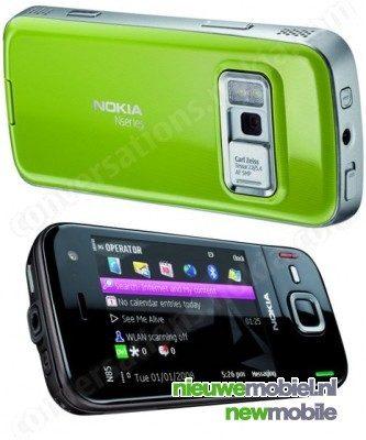 Nokia kondigt N79 en N85 aan