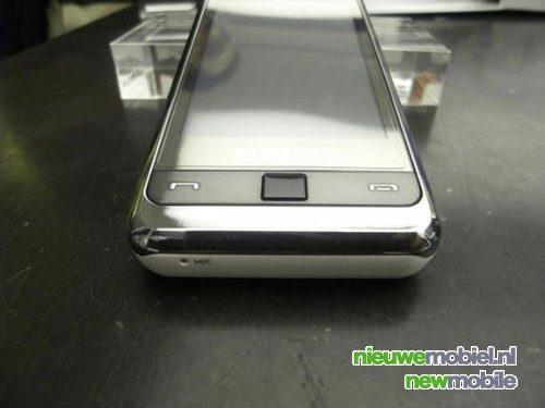 Samsung i900 Omni komt vermoedelijk ook in het wit