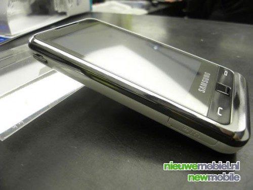 Samsung i900 Omnia komt vermoedelijk ook in het wit