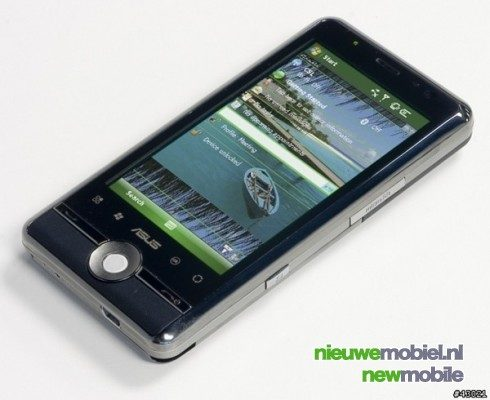 Asus bezig met Samsung Omnia concurrent