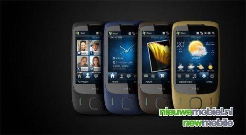 HTC Touch HD en Touch 3G naderen officiële aankondiging
