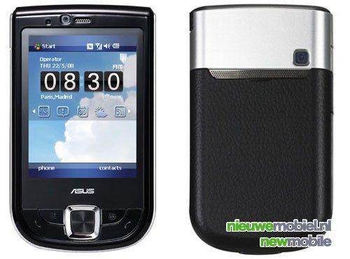 Asus P565 smartphone; stijlvol en snel