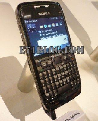 Nokia E71 krijgt nieuwe kleurtjes