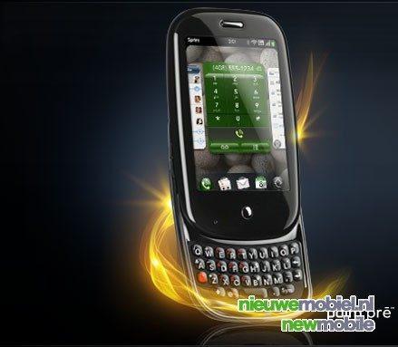 CES 2009: Palm kondigt twee nieuwe telefoons aan