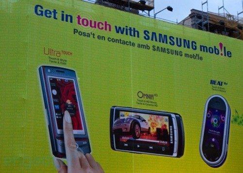 MWC 2009: Samsung UltraTOUCH, Omnia HD en Beat DJ gespot