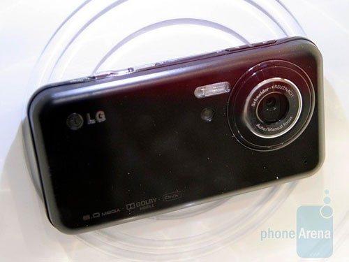 Eerste foto's LG Viewty 2
