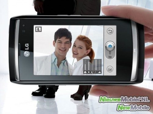 Camera functie van de GC900 Smart