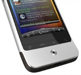 HTC Legend controls