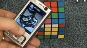 Solve Rubik's cube with your Nokia N95