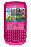 Nokia C3 pinkhome