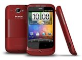 HTC Wildfire3vsformat rood