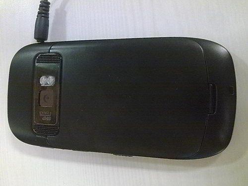 Nokia C7-00 back