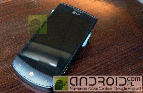 LG E900 Windows Phone 7