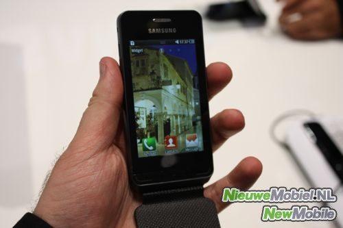 Samsung S7230 Wave 723 TouchWiz