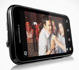 Motorola Defy turned