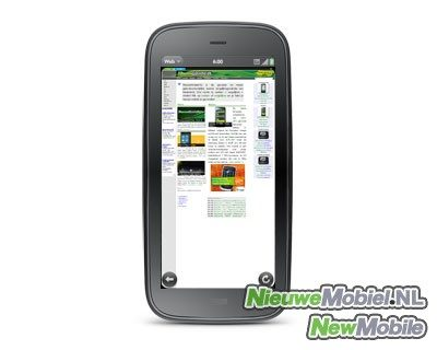 HP webOS Full Touch smartphone