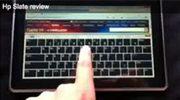 Video opgedoken van HP Slate tablet met Windows 7