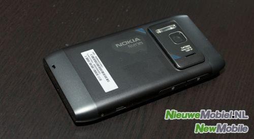Nokia n8 back