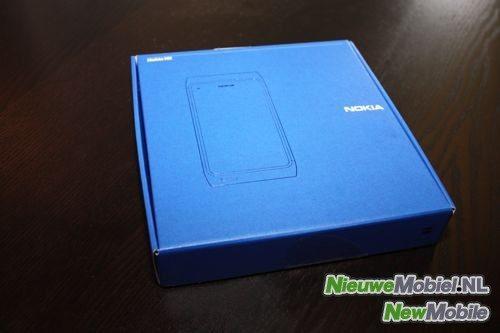 Nokia n8 box front