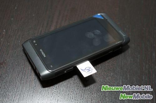 Nokia n8 simcard