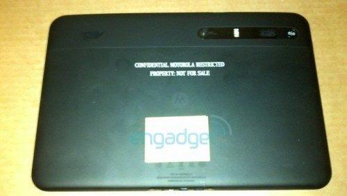 Motorola Honeycomb-tablet