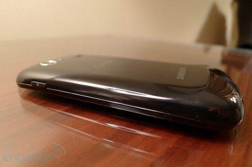 # Eerste hands-on beelden Nexus-S tonen NFC