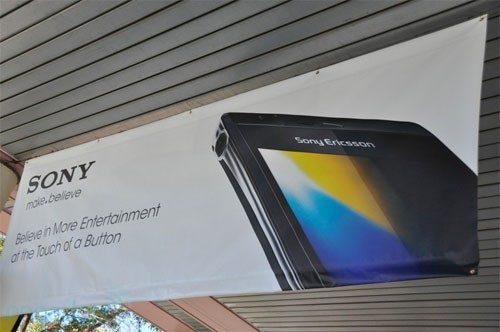 Sony ericsson ces1