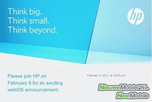 webOS announcement feb 9