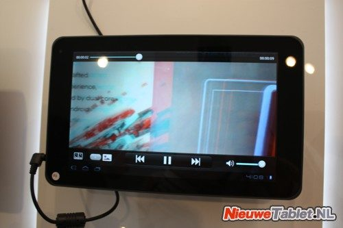 LG Optimus Pad 3D