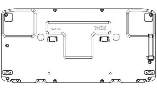 Nokia N9 MeeGo RM680