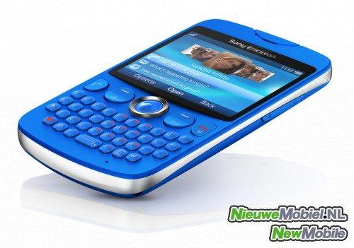 Sonyericsson txt blue ca01 scrn2