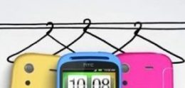 HTC Glamor: Wildfire S for younger women