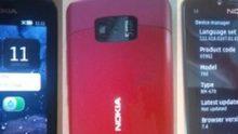 Nokia Zeta with Symbian caught on camera