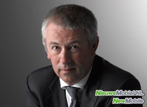 KPN CEO Eelco Blok