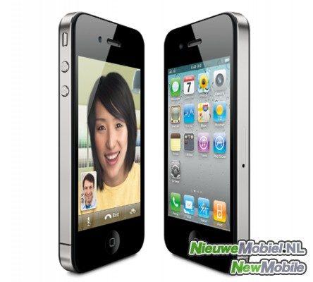 iPhone 4 angle