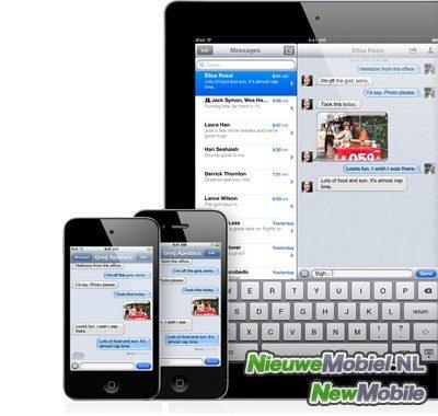 iOS5 iMessage
