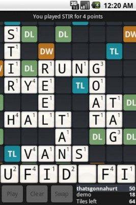Update Nederlandse taal Wordfeud