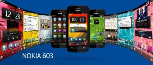 Nokia 603 1