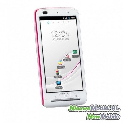 Panasonic P-07C with Android